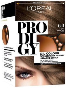 L'oreal Paris Prodigy Permanent Oil Hair Color 6 Oak (صبغة شعر)