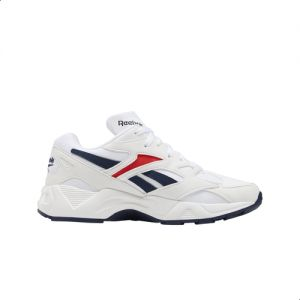 Solicitud mecanógrafo consola  Reebok Aztrek 96 Color-Block Embroidered Logo Lace-Up Running Sneakers for  Women - White & Collegiate Navy, 37 : Buy Online Athletic Shoes at Best  Prices in Egypt | Souq.com