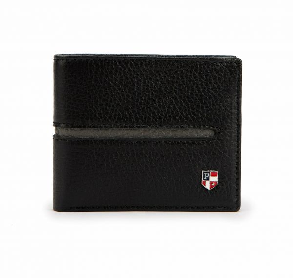 U.S. Polo Assn. Black Leather For Men - Card & ID Cases : Buy Online Wallets  at Best Prices in Egypt | Souq.com