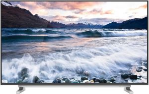 Toshiba 4K Smart Frameless D-LED 50 Inch TV with Built-In Receiver ...