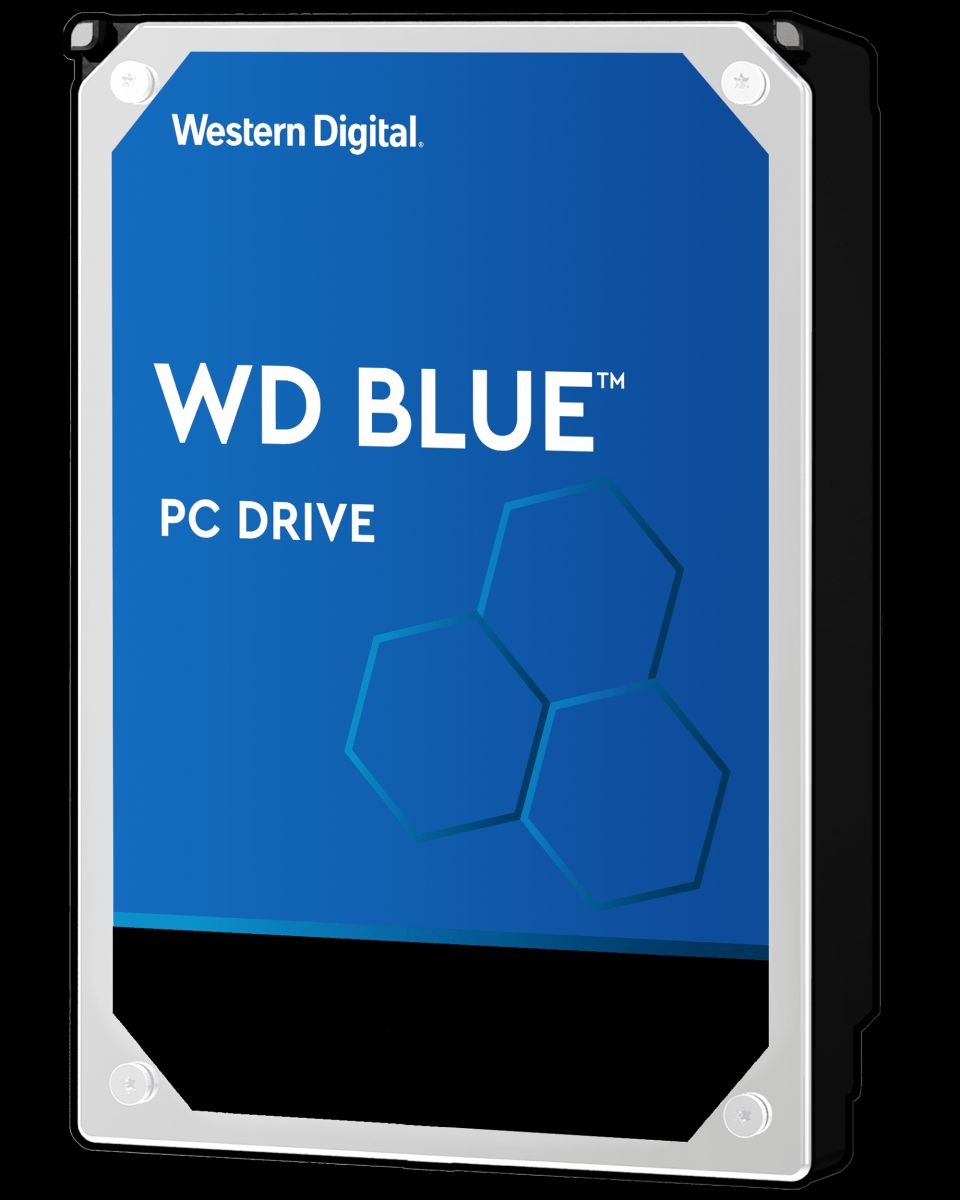 WD 4 TB Blue PC HDD - WD40EZRZ