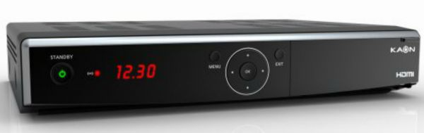 Kaon High Definition Satellite Receiver (HDMI) | KSA | Souq