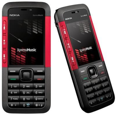 Nokia 5310 Xpress Music Englisharabic Red Souq Uae