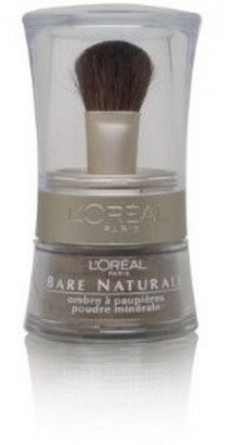 Bare Naturale Gentle Mineral Eye Shadow by L'Oreal #19